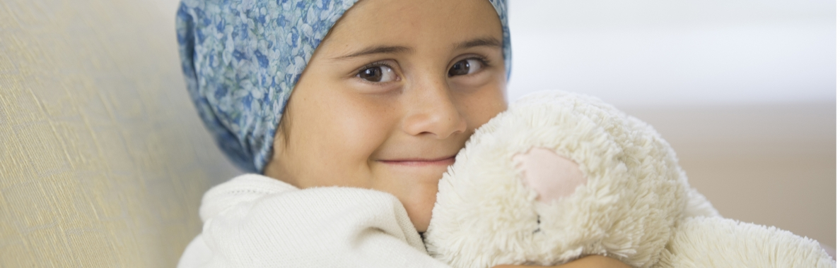 Photo of Child Cancer Patient